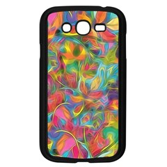 Colorful Autumn Samsung Galaxy Grand Duos I9082 Case (black) by KirstenStar