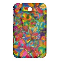 Colorful Autumn Samsung Galaxy Tab 3 (7 ) P3200 Hardshell Case  by KirstenStar