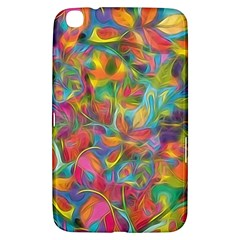 Colorful Autumn Samsung Galaxy Tab 3 (8 ) T3100 Hardshell Case  by KirstenStar