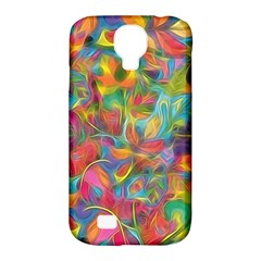 Colorful Autumn Samsung Galaxy S4 Classic Hardshell Case (pc+silicone) by KirstenStar