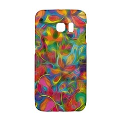 Colorful Autumn Samsung Galaxy S6 Edge Hardshell Case