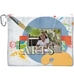 school - Canvas Cosmetic Bag (XXXL)