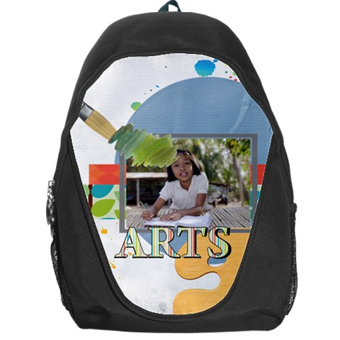 School By School   Backpack Bag   Nglbek3177eu   Www Artscow Com Front