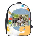 school - School Bag (Large)