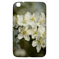 Spring Flowers Samsung Galaxy Tab 3 (8 ) T3100 Hardshell Case  by anstey