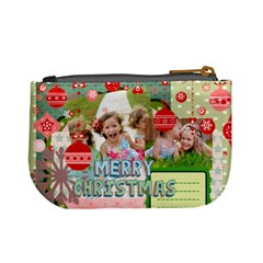 Xmas By Xmas   Mini Coin Purse   E50m4n67j7bn   Www Artscow Com Back