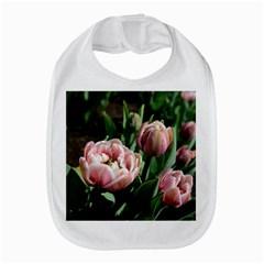 Tulips Bib by anstey