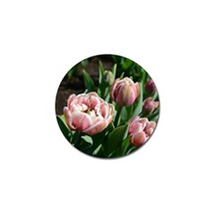 Tulips Golf Ball Marker by anstey