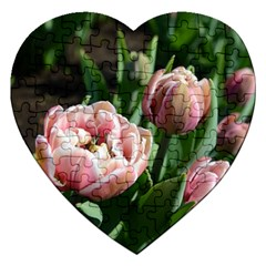 Tulips Jigsaw Puzzle (heart) by anstey