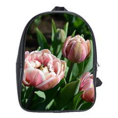 Tulips School Bag (large) by anstey