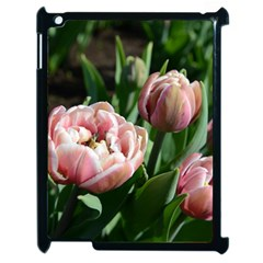 Tulips Apple Ipad 2 Case (black) by anstey