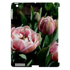 Tulips Apple Ipad 3/4 Hardshell Case (compatible With Smart Cover) by anstey