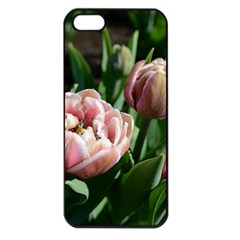 Tulips Apple Iphone 5 Seamless Case (black) by anstey