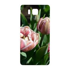Tulips Samsung Galaxy Alpha Hardshell Back Case by anstey