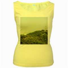 Seoul Women s Tank Top (yellow) by anstey