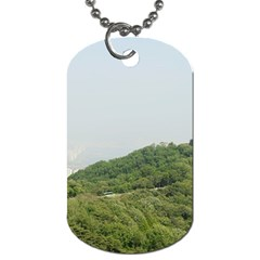 Seoul Dog Tag (two Sided)  by anstey