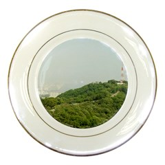 Seoul Porcelain Display Plate by anstey