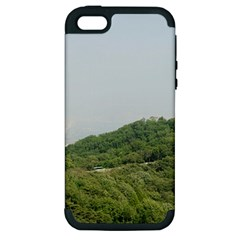 Seoul Apple Iphone 5 Hardshell Case (pc+silicone) by anstey
