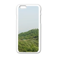 Seoul Apple Iphone 6 White Enamel Case by anstey