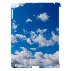 Bright Blue Sky Apple Ipad 3/4 Hardshell Case (compatible With Smart Cover) by ansteybeta