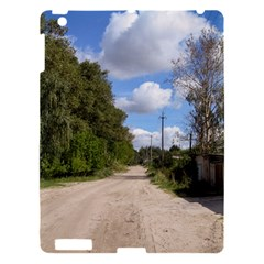 Dusty Road Apple Ipad 3/4 Hardshell Case by ansteybeta