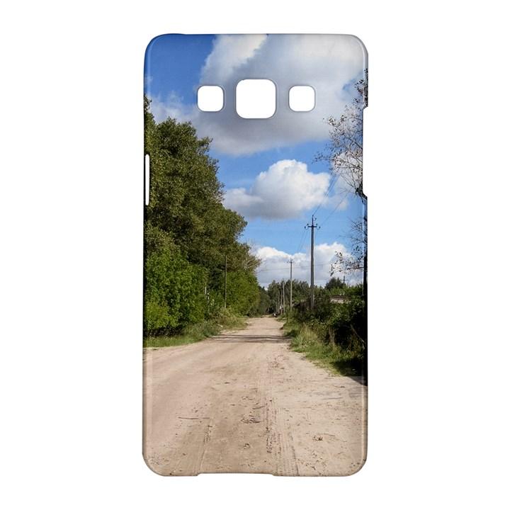Dusty Road Samsung Galaxy A5 Hardshell Case