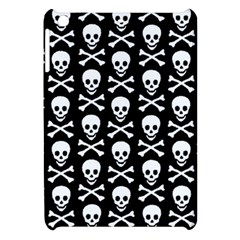 Skull And Crossbones Pattern Apple Ipad Mini Hardshell Case by ArtistRoseanneJones