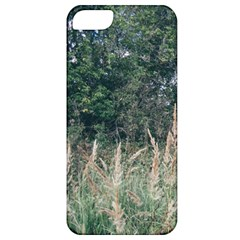 Grass And Trees Nature Pattern Apple Iphone 5 Classic Hardshell Case by ansteybeta