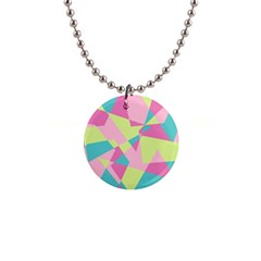 Abstraction Button Necklace by olgart