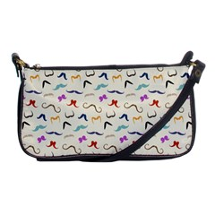 Mustaches Evening Bag by boho
