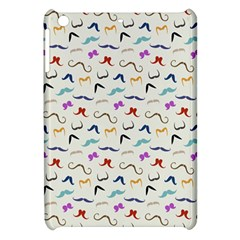 Mustaches Apple Ipad Mini Hardshell Case by boho