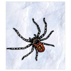 Dominant Species Arachnid Bag By Kurtsg Gmail Com   Drawstring Pouch (small)   Aq5e22s3nvlc   Www Artscow Com Front