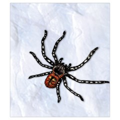Dominant Species Arachnid Bag By Kurtsg Gmail Com   Drawstring Pouch (small)   Aq5e22s3nvlc   Www Artscow Com Back
