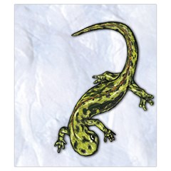 Dominant Species Amphibian Bag By Kurtsg Gmail Com   Drawstring Pouch (small)   Podxkzkd8iic   Www Artscow Com Back