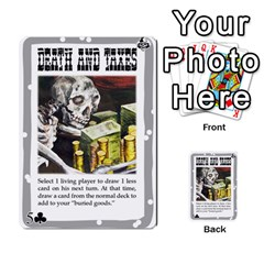 Mike Death Mesa By Nukeme1   Multi Purpose Cards (rectangle)   Mh829udvcz4f   Www Artscow Com Front 51