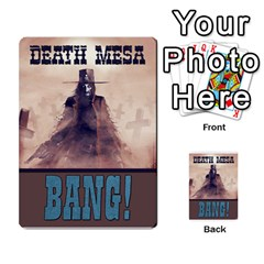 Mike Death Mesa By Nukeme1   Multi Purpose Cards (rectangle)   Mh829udvcz4f   Www Artscow Com Back 53