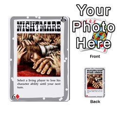 Mike Death Mesa By Nukeme1   Multi Purpose Cards (rectangle)   Mh829udvcz4f   Www Artscow Com Front 13
