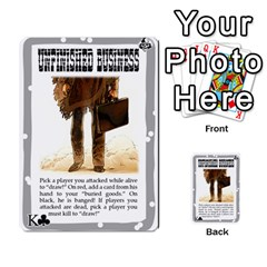 Mike Death Mesa By Nukeme1   Multi Purpose Cards (rectangle)   Mh829udvcz4f   Www Artscow Com Front 18