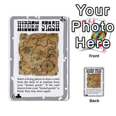 Mike Death Mesa By Nukeme1   Multi Purpose Cards (rectangle)   Mh829udvcz4f   Www Artscow Com Front 26