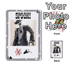 Mike Death Mesa By Nukeme1   Multi Purpose Cards (rectangle)   Mh829udvcz4f   Www Artscow Com Front 28