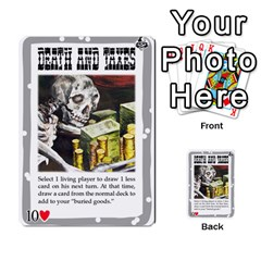 Mike Death Mesa By Nukeme1   Multi Purpose Cards (rectangle)   Mh829udvcz4f   Www Artscow Com Front 48