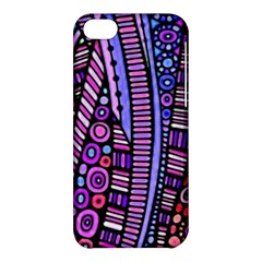 Stained Glass Tribal Pattern Apple Iphone 5c Hardshell Case by KirstenStar