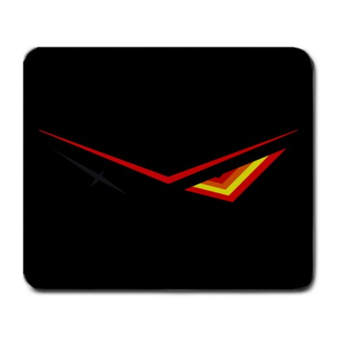 Senketsu By Andrew Wuensche   Large Mousepad   Iq3saidoy9v8   Www Artscow Com Front