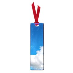 Bright Blue Sky 2 Small Bookmark by ansteybeta