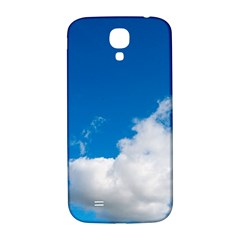 Bright Blue Sky 2 Samsung Galaxy S4 I9500/i9505  Hardshell Back Case by ansteybeta