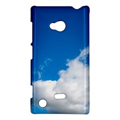 Bright Blue Sky 2 Nokia Lumia 720 Hardshell Case by ansteybeta