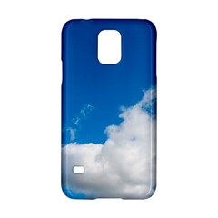 Bright Blue Sky 2 Samsung Galaxy S5 Hardshell Case  by ansteybeta