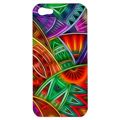 Happy Tribe Apple Iphone 5 Hardshell Case by KirstenStar
