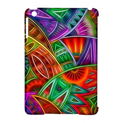 Happy Tribe Apple Ipad Mini Hardshell Case (compatible With Smart Cover) by KirstenStar
