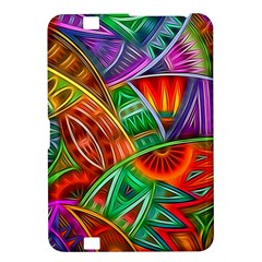 Happy Tribe Kindle Fire Hd 8 9  Hardshell Case by KirstenStar